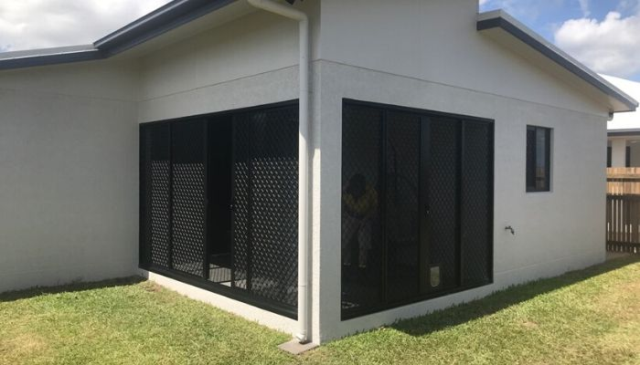 Patio Enclosure installed by Twin Cities Glass & Aluminium